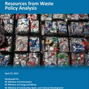 Resources from Waste